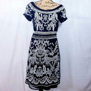 INC. Midi dress size large
